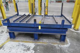 Custom Hydraulic Over Electric Lifting Table