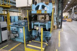 DE ETNA 500-Ton Hydraulic Press