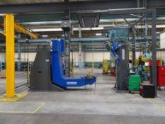 2016 Migatronic Automation Robotic/Automatic Welding System