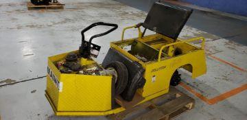 Columbia 3 Wheel Sjhop Cart (For Parts)
