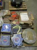 Pallets Of Bearings And Seals