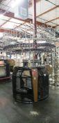 "Vanguard Knitting Machine, Model 4SFT/2 30"" 14 cut"