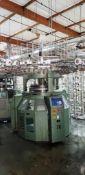 """Monarch Knitting Machine, Model V-7E00 30"""" 24 cut"""