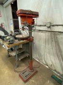Sunex Heavy-Duty Drill Press, Model SF-12