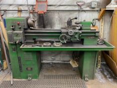 """Clausing Bed Engine Lathe, Model 4914, 10'' Swing 36"""""""