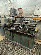 Harrison Bed Engine Lathe, Model L6, 12'' Swing 24''