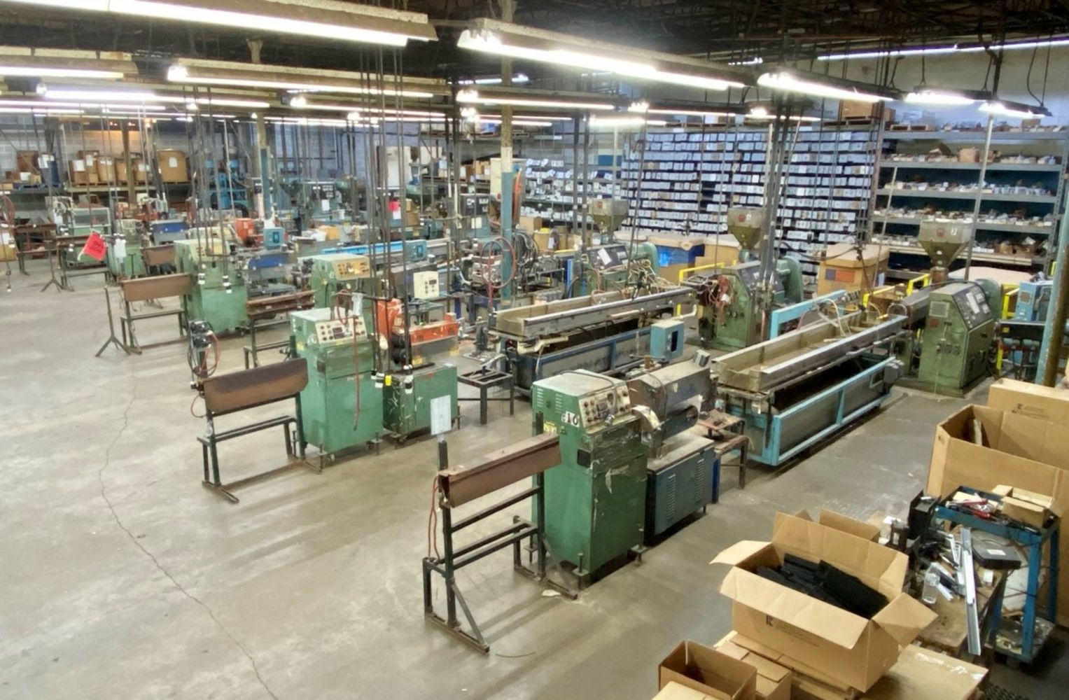 Complete Closure of Ranger Plastic Extrusions – A Large Profile Extrusion Manufacturer.