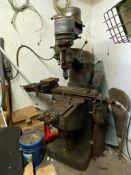 Bridgeport, mdl. 80580, Series I Vertical Milling Machine