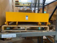 Forklift Attachment Safety Platform