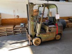 Clark mdl. C500H-50 Forklift Truck