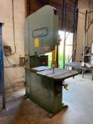 DoAll, 36'' Vertical-Band Saw