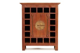 A CHINESE STYLE SIDE CABINET