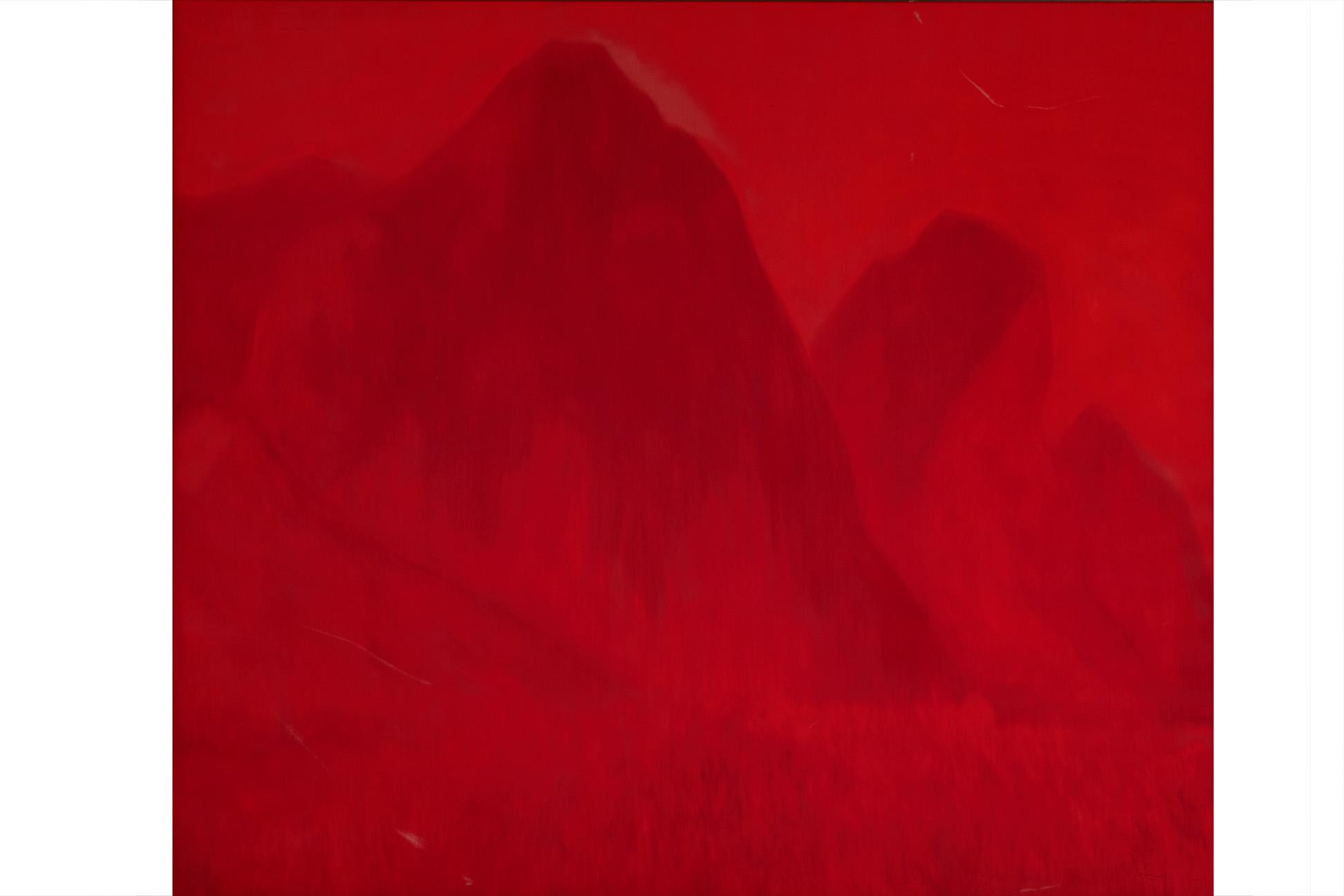 HOANG DUC DUNG (VIETNAMESE, B.1971) - MAJESTY MOUNTAIN