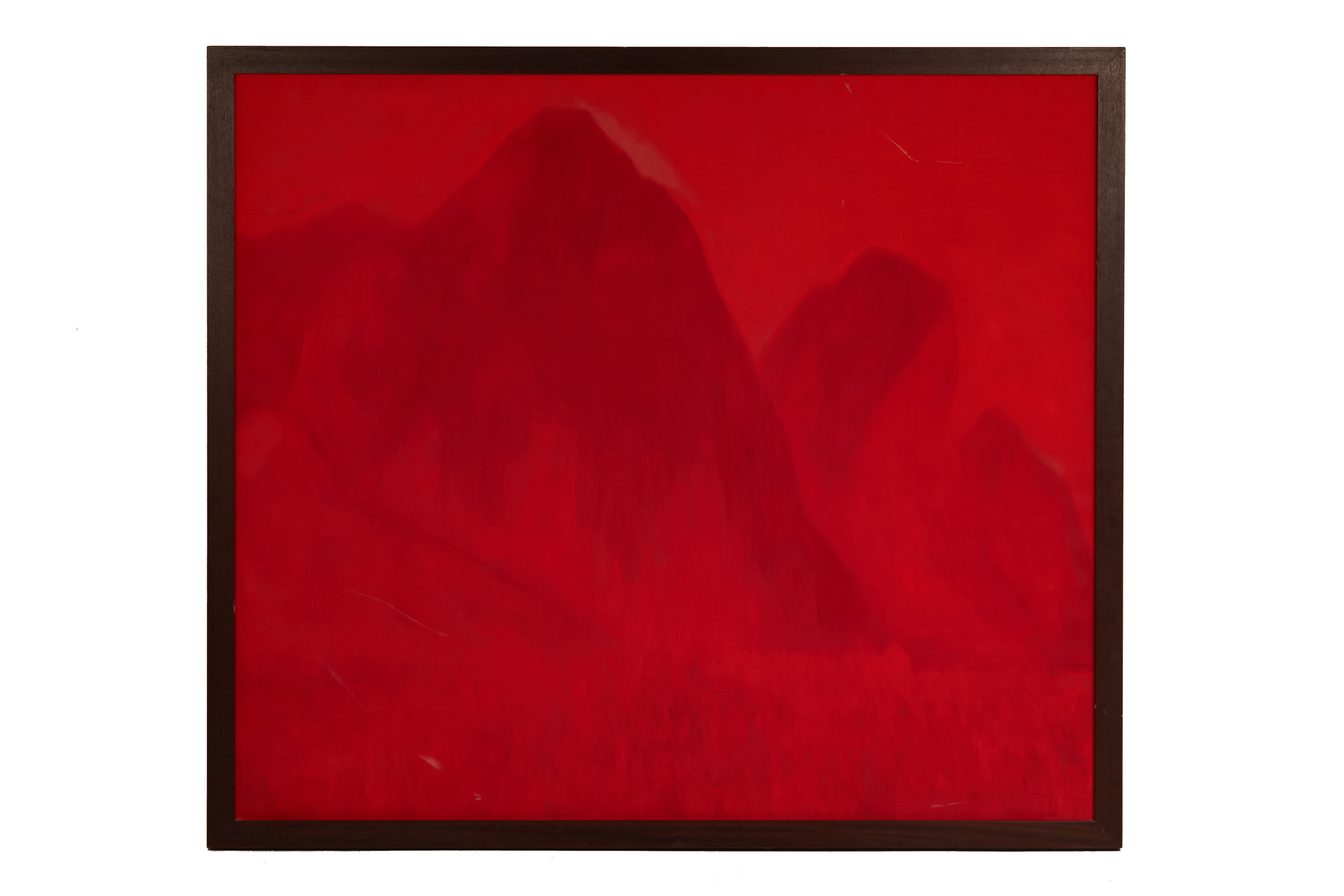 HOANG DUC DUNG (VIETNAMESE, B.1971) - MAJESTY MOUNTAIN - Image 2 of 4