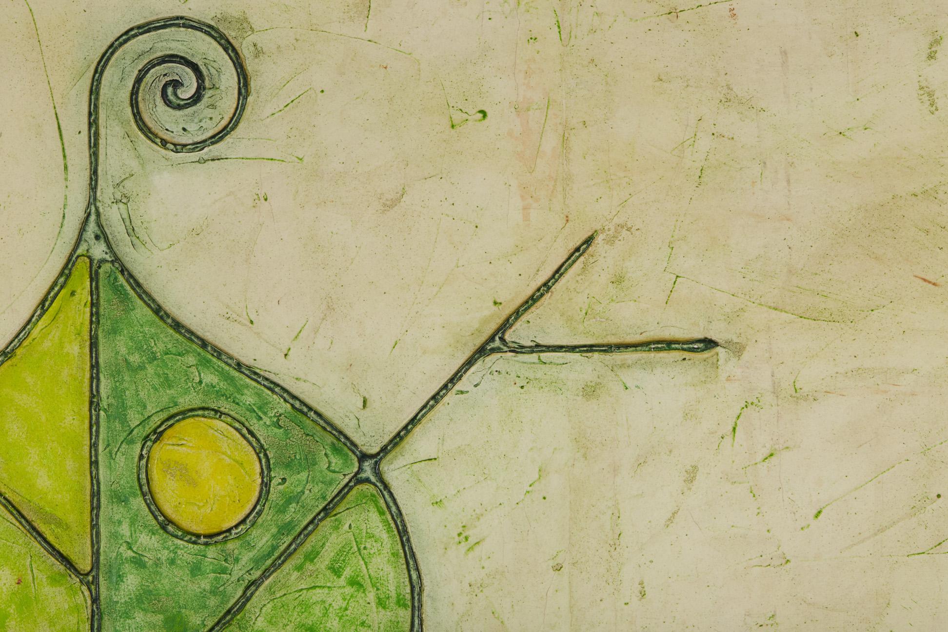 RUWAN PRASANGA (SRI LANKAN, XXI) - BODHI TREE - Image 4 of 5