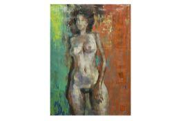 UNATTRIBUTED (CONTEMPORARY) - FEMALE NUDE