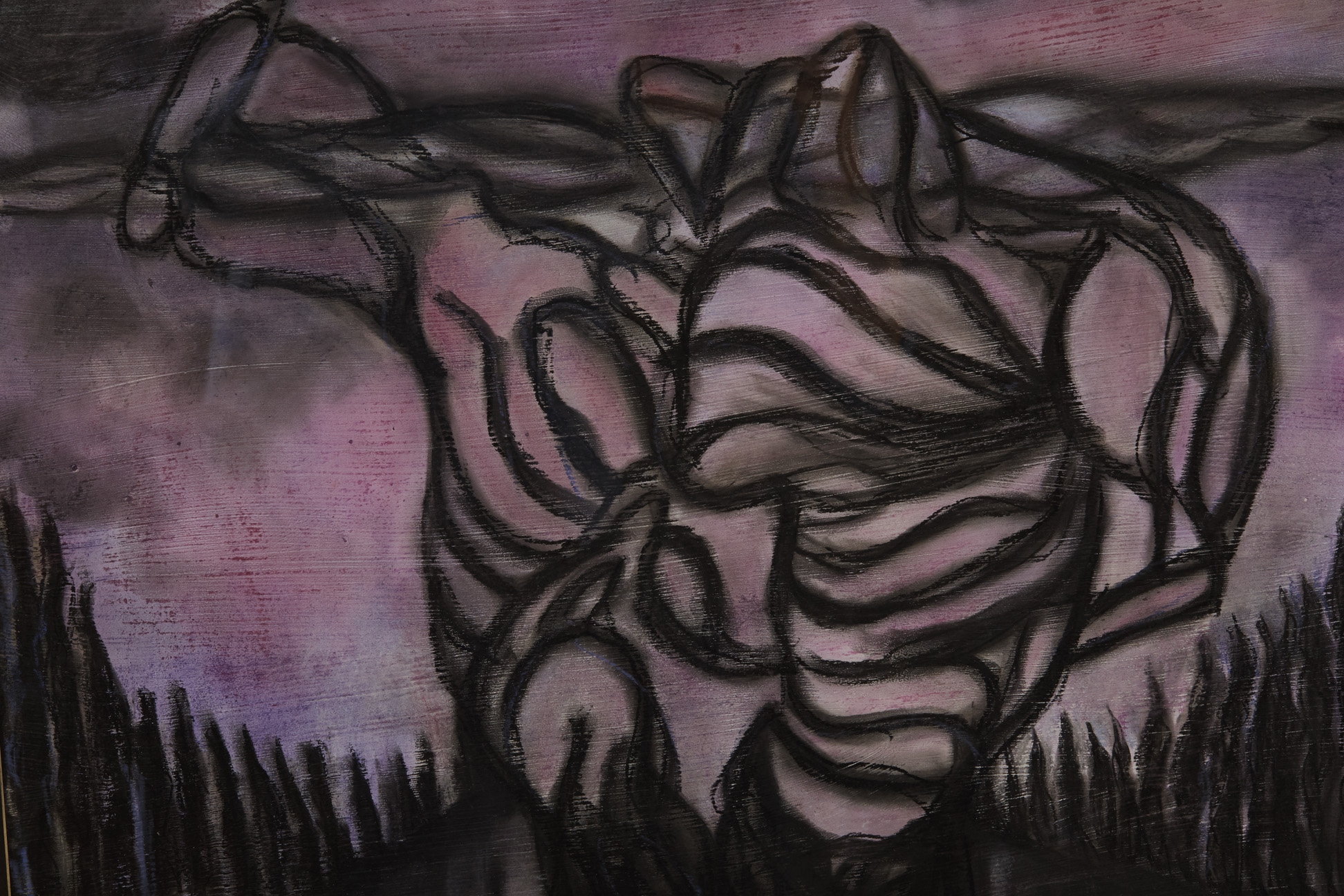 UNATTRIBUTED (20TH/21ST CENTURY) - SURREALIST TORSO - Image 3 of 3