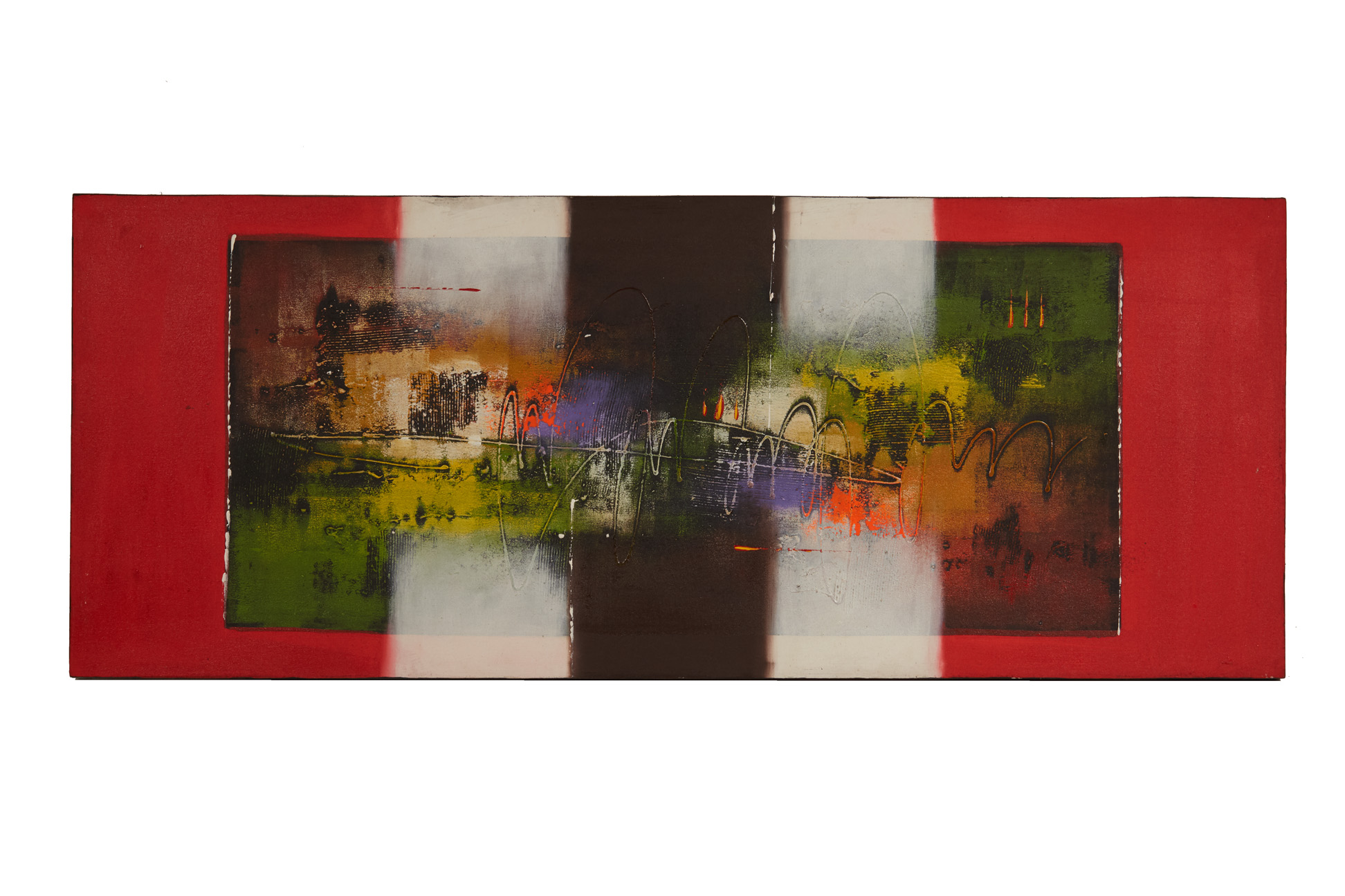 UNATTRIBUTED (LATE 20TH/21ST CENTURY) - ABSTRACT - Image 2 of 6