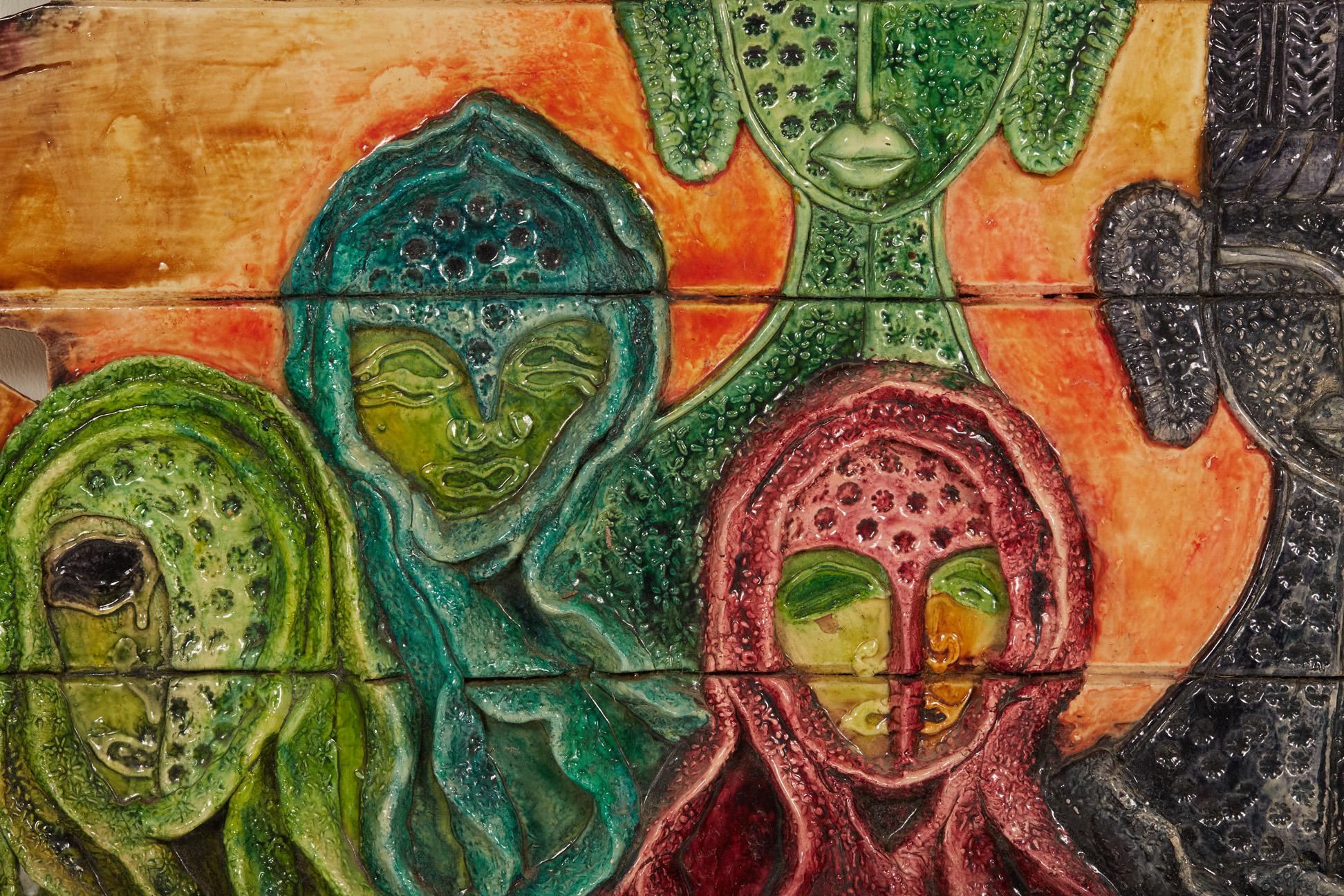 RANU KEDIA (20/21ST CENTURY) - UNTITLED, FIGURES - Image 2 of 3