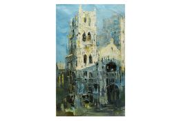 UNATTRIBUTED (CONTEMPORARY) - CATHEDRAL
