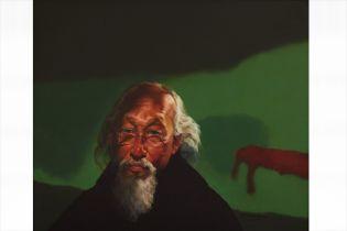 DO QUANG EM (VIETNAMESE, B.1942) - SELF PORTRAIT, 2007