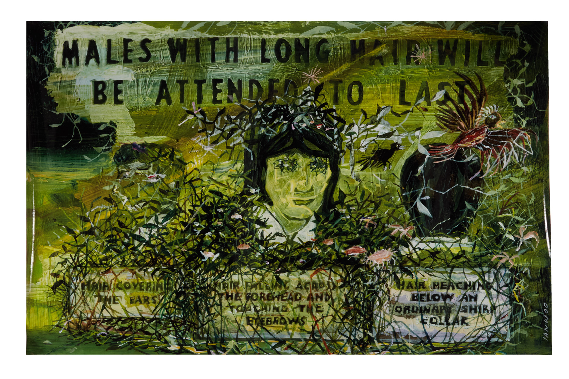 IAN WOO (SINGAPOREAN, XX XXI) - Image 2 of 3