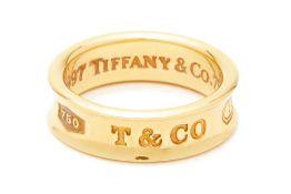 A TIFFANY & CO. RING