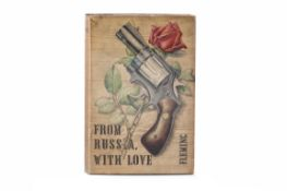 IAN FLEMING - 'FROM RUSSIA WITH LOVE'