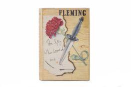IAN FLEMING, 'THE SPY WHO LOVED ME'
