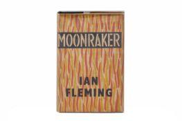 IAN FLEMING, 'MOONRAKER'