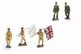 KING & COUNTRY FALL OF SINGAPORE MODEL SOLDIERS