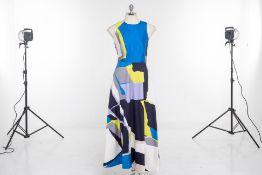 AN L.K. BENNETT 'DR AMINA' WOOL DRESS