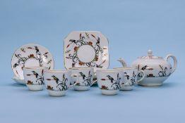 A STANDARD CHINA PART TEA SERVICE