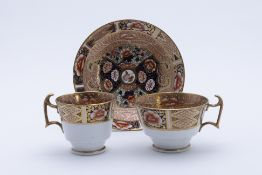 THREE SPODE AND OTHER TRIOS