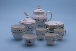 A PART TEA AND COFFEE SERVICE