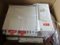 ABB Inverter Drive 3-Phase 48-63Hz Out 18.5kW 380-480V 36A ACS480 BCL1 1809659