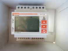 Lovato DME D302MID 3 Phase Electronic Digital Power Meter - IT 1834278