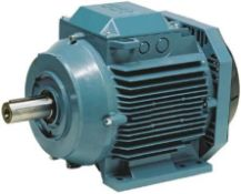ABB Reversible Induction AC Motor, 0.55 kW, 3 Phase, 2 Pole, 400 V, Foot Mounting