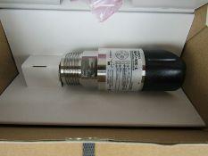 Omron Flow E8PC Sensor Flow Sensor: 0 MPa - 40 MPa, EBPC Series B714 3001810614