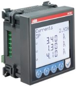 ABB M2M 1, 3 Phase Digital Power Meter with Pulse Output