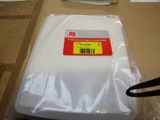 100 x Instrument Case / Enclosure ABS White, 190 x 150 x 30mm - 7743735