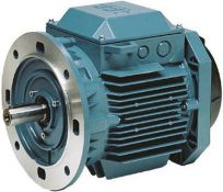 ABB Reversible Induction AC Motor, 1.1Kw IE2 3 Phase 2 Pole 7689644