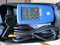 NEW RS Pro DT-902 Phase Rotation Tester CAT III 300V 400Hz 400Vac S4 8937919