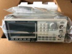 ISO-TECH AFG-31081 Function Generator 80MHz GPIB, RS232, USB - J2 7989411