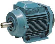 ABB Reversible Induction AC Motor, 0.55 kW, 3 Phase, 2 Pole, 400 V, Foot Mounting