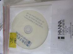 Hanna Instruments HI141000 Data Logger Software - T&M 4207823