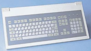 X-Acto PCCM102AZ Wired PS/2 Keyboard, AZERTY