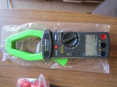 ISO-TECH IPM3000N Clamp Meter, Max Current 999.9A ac CAT III 600V J2 6973746