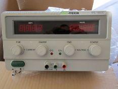 ISO-TECH IPS1603D Digital Bench Power Supply 1 Output 0-60V 0-3A 360W J2 204729