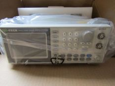 ISO-TECH AFG-21105 Arbitrary Waveform Generator 5MHz DDS Signal - J4 7816849